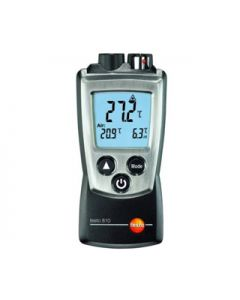 Testo 810 - 2 Channel Infrared Thermometer