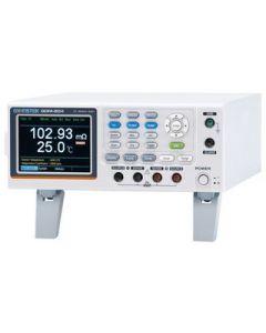 GW Instek GOM-804 with OPT.01 GPIB - DC Milli-Ohm Meter