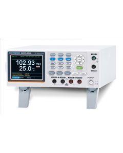 GW Instek GOM-805 - DC Milli-Ohm Meter