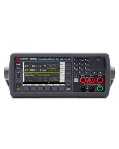 Keysight Technologies B2901BL Precision Source/Measure Unit, 1 ch, 1 pA resolution, 21 V, 1.5 A