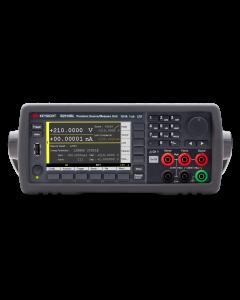 Keysight Technologies B2910BL Precision Source/Measure Unit, 1 ch, 10 fA resolution, 210 V, 1.5 A