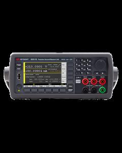 Keysight Technologies B2911B Precision Source/Measure Unit, 1 ch, 10 fA, 210 V, 3 A DC/10.5 A Pulse