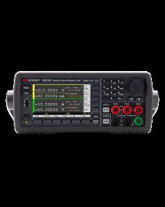 Keysight Technologies B2912B Precision Source/Measure Unit, 2 ch, 10 fA, 210 V, 3 A DC/10.5 A Pulse