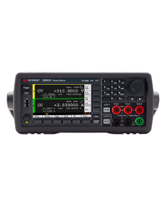 Keysight Technologies B2962B Low Noise Power Source, 32 W, 210 V, 3 A, 2 Ch