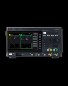 Keysight Technologies Smart Bench Essentials - EDU33212A 20 MHz, Dual-Channel Function/Arbitrary Waveform Generator