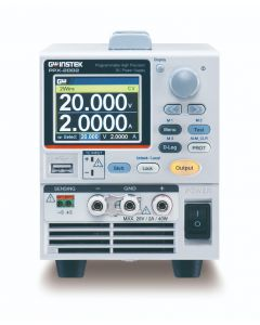 GW Instek PPX-Series - PPX-2002 Programmable High-Precision DC Power Supply