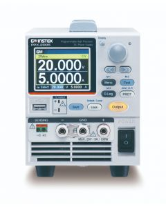 GW Instek PPX-Series - PPX-2005 Programmable High-Precision DC Power Supply