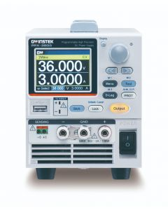 GW Instek PPX-Series - PPX-3603 Programmable High-Precision DC Power Supply
