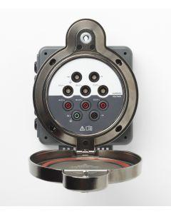 Fluke PQ400 Electrical Measurement Window