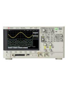 Keysight Technologies MSOX2002A Infiniivision 2000 X-Series Mixed Signal Oscilloscope: 70 MHz, 2 Analog Plus 8 Digital Channels