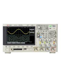 Keysight Technologies DSOX2014A Infiniivision 2000 X-Series Oscilloscope: 100 MHz, 4 Analog Channels