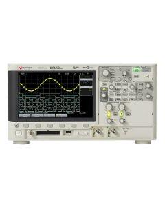 Keysight Technologies MSOX2012A Infiniivision 2000 X-Series Mixed Signal Oscilloscope: 100 MHz, 2 Analog Plus 8 Digital Channels