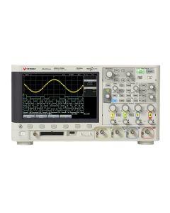 Keysight Technologies MSOX2014A Infiniivision 2000 X-Series Mixed Signal Oscilloscope: 100 MHz, 4 Analog Plus 8 Digital Channels