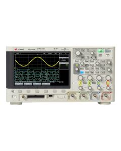 Keysight Technologies MSOX2024A Infiniivision 2000 X-Series Mixed Signal Oscilloscope: 200 MHz, 4 Analog Plus 8 Digital Channels