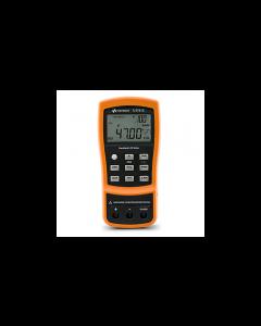 Keysight Technologies U1731C Handheld Capacitance Meter, 20,000 Count, Dual Display, 100Hz/120Hz/1KHz