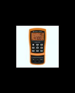 Keysight Technologies U1732C Handheld Capacitance Meter, 20,000 Count, Dual Display, 100Hz/120Hz/1KHz/10KHz
