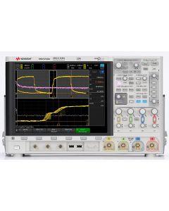 Keysight Technologies MSOX4104A Infiniivision 4000 X-Series Oscilloscope: 1 GHz, 4 Analog Plus 16 Digital Channels