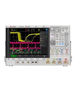 Keysight Technologies MSOX4154A Infiniivision 4000 X-Series Oscilloscope: 1.5 GHz, 4 Analog Plus 16 Digital Channels