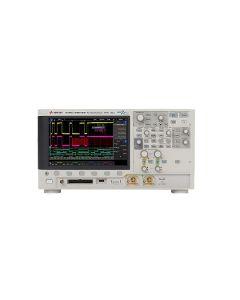 Keysight Technologies MSOX3012T Infiniivision 3000T X-Series Mixed Signal Oscilloscope: 100 MHz, 2 Analog Plus 16 Digital Channels