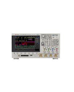 Keysight Technologies MSOX3034T Infiniivision 3000T X-Series Mixed Signal Oscilloscope: 350 MHz, 4 Analog Plus 16 Digital Channels