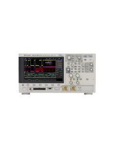 Keysight Technologies MSOX3052T Infiniivision 3000T X-Series Mixed Signal Oscilloscope: 500 MHz, 2 Analog Plus 16 Digital Channels