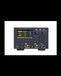 Keysight Technologies E36313A DC Power Supply Triple-Output, 6 V, 10 A and 2 x 25 V, 2 A, 160 W: LAN, USB