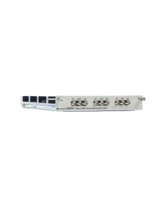 Keysight Technologies 34947A Triple 1x2 SPDT Unterminated Microwave Switch Module for 34980A
