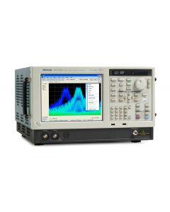 Tektronix RSA5103B Real Time Signal Analyzer Side