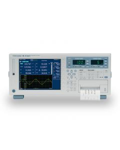 Yokogawa WT3000T Power Analyser with 3 Input Elements - Transformer Version