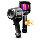 FLIR E8-XT Infrared Camera with Extended Temperature Range