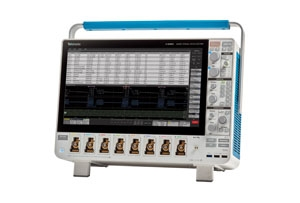 Tektronix 6 Series MSO - Mixed Signal Oscilloscopes