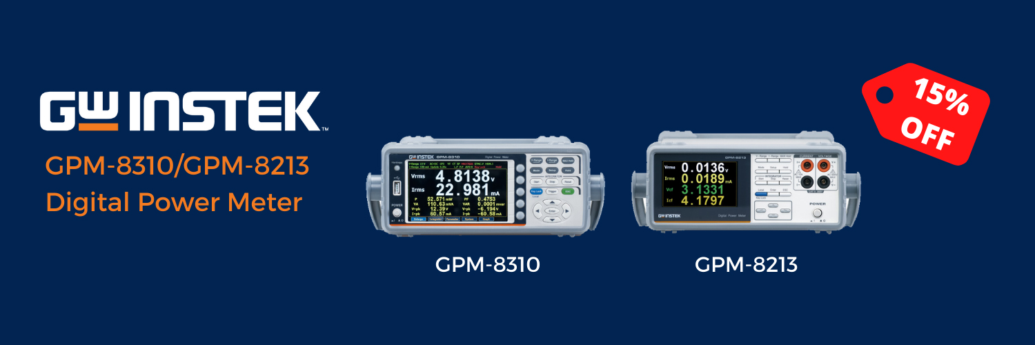 Power Meters for Single-Phase AC Power Measurement