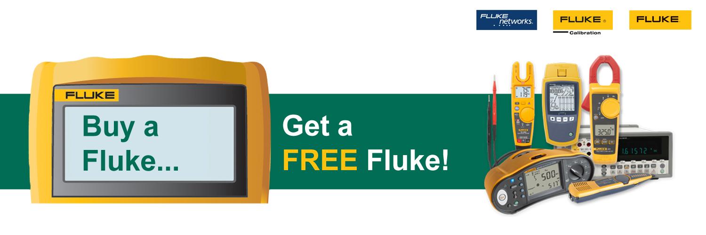Buy a Fluke, Get a Free Fluke