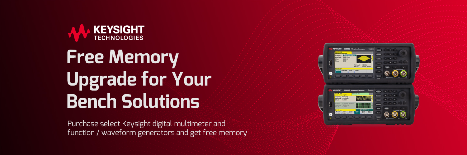 Free Memory Upgrade for your Bench Solutions