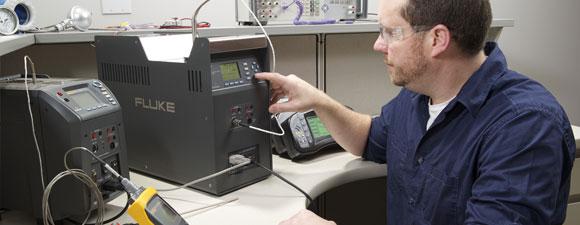 Temperature Calibration Applications Image
